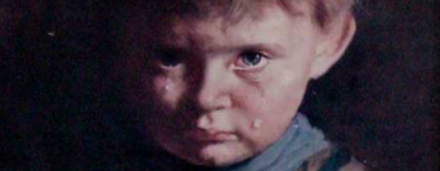 The Crying Boy: Heswall and an urban legend