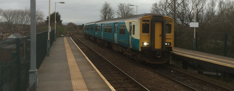 Put Heswall station back on the rails