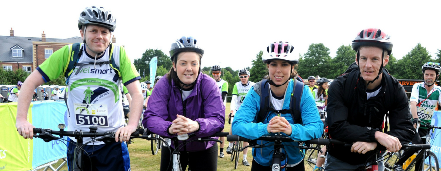 Get on your bike for top cycling event