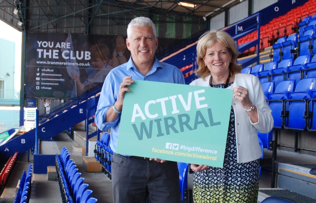 1. Active Wirral