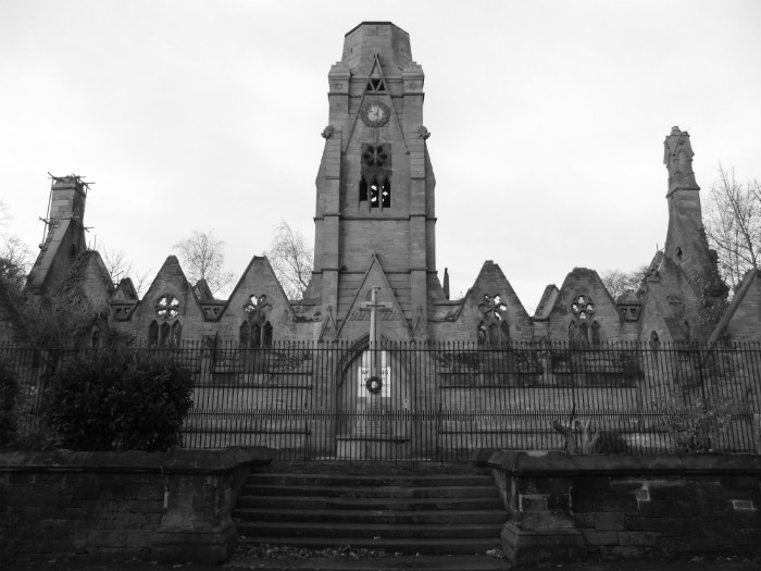 Flaybrick Memorial Gardens