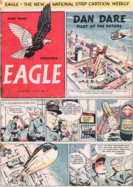 Eagle issue 1, April 1950