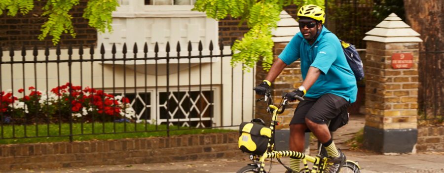 Get on your bike on September 14