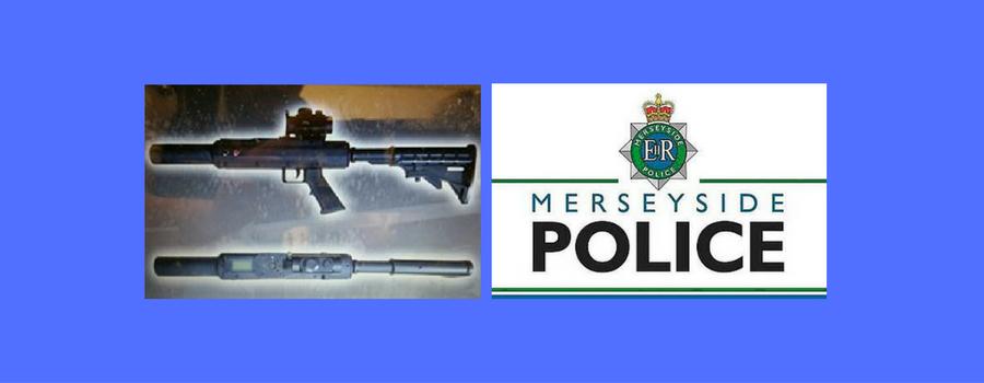 Brimstage burglary – laser guns stolen