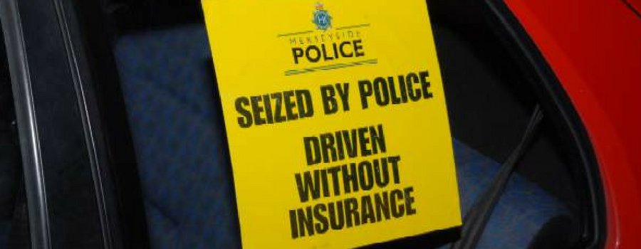 Police operation targets uninsured drivers in Wirral