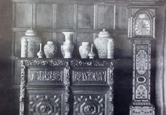 Vases at Hillbark