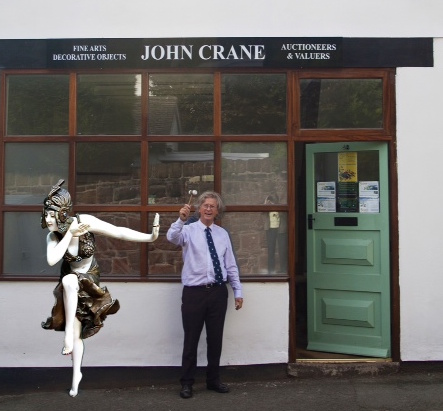 The new Cato Crane office on The Mount, Heswall