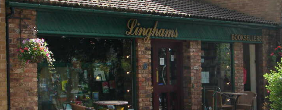 Linghams on regional shortlist for Independent Bookshop of the Year