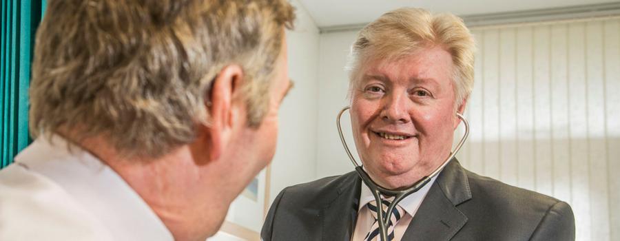 Coronation Street medic joins Heswall hospital