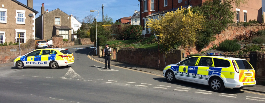 Major investigation in Heswall following death of young man
