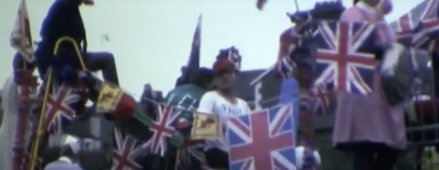Were you or friends or family there? Charming film of Heswall Silver Jubilee 40 years ago.