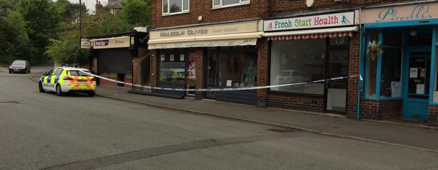 Thieves hit Lower Village Premier store, steal ATM cash – UPDATE