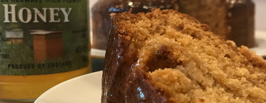 Heswall Honey Cake: the recipe