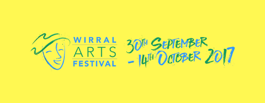 The Wirral Arts Festival needs YOU