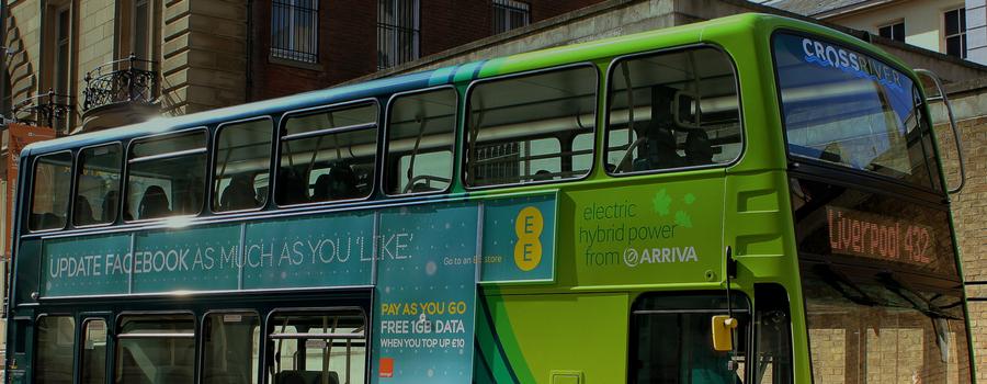 Arriva Bus staff industrial action underway