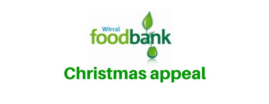 Wirral Foodbank hopes for early Christmas gifts