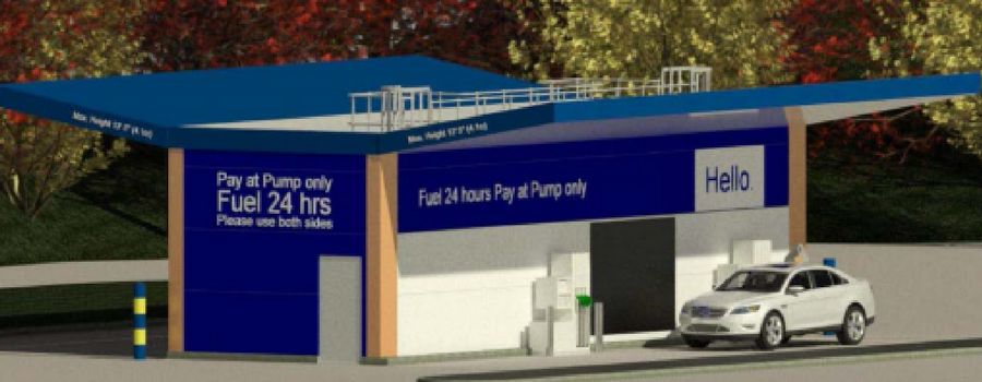 Tesco plans Heswall filling station