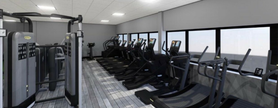 New Heswall centre gym is limbering up