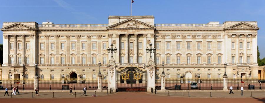 Heswall nurse Kate at Buckingham Palace