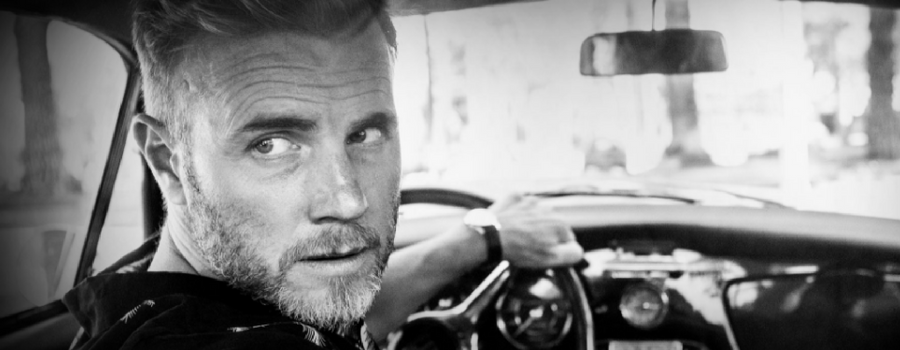 Gary Barlow and his book are Wirral bound