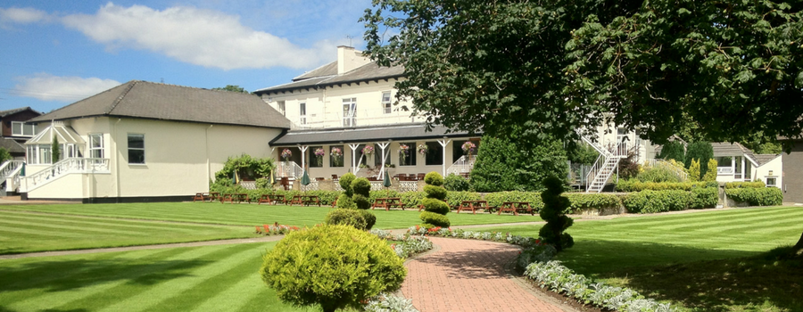 Thornton Hall Hotel makes global Top 50