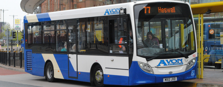 Avon Buses reaches dead end