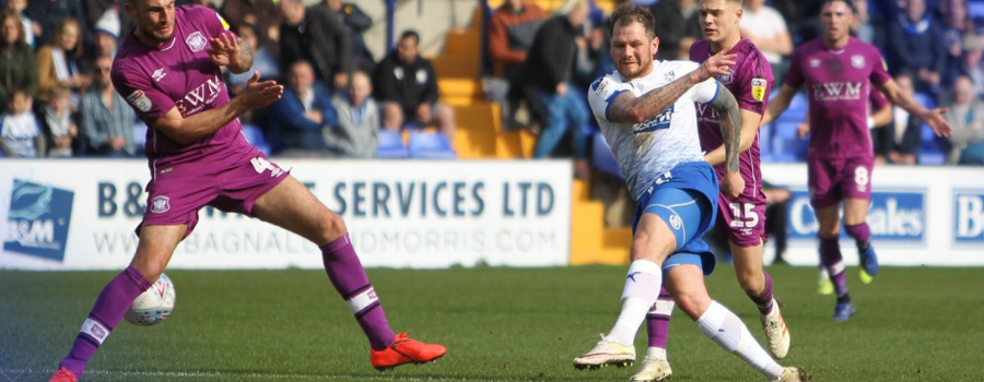 Tranmere on track for top three as Carlisle crushed