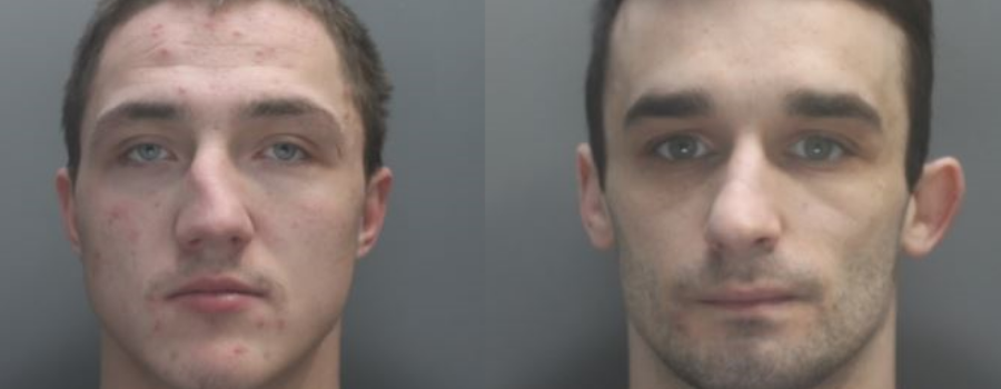 Two men sentenced following Brimstage Road burglary